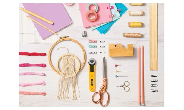 Creative hobbies to try when you are feeling uninspired