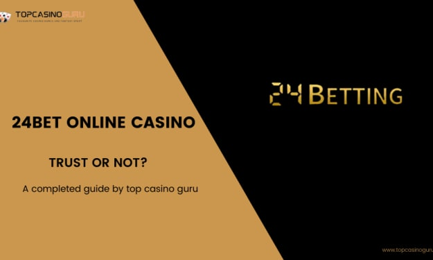 24Bet Casino Review by Top Casino Guru