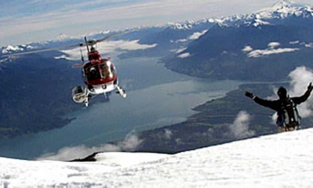 Heli-Skiing-Deadliest adventures game in the world