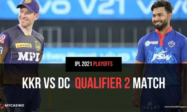 KKR vs DC Qualifier 2 IPL 2021 – Who Will Play IPL 2021 Final with CSK?