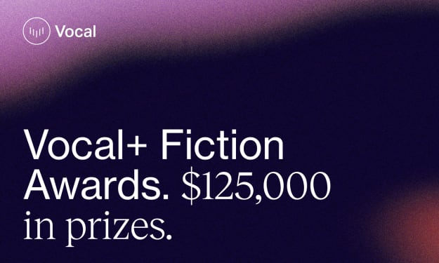 Introducing the Vocal+ Fiction Awards