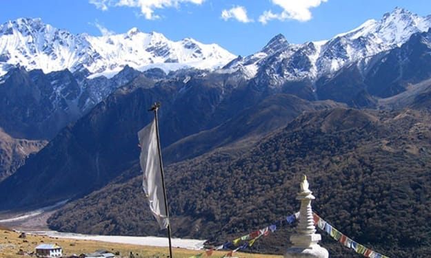 Humla(Nepal)-best place for mountaineering in the world
