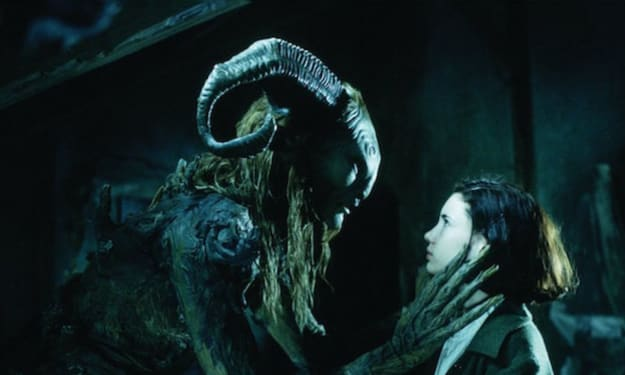 Pan's Labyrinth - A Movie Review