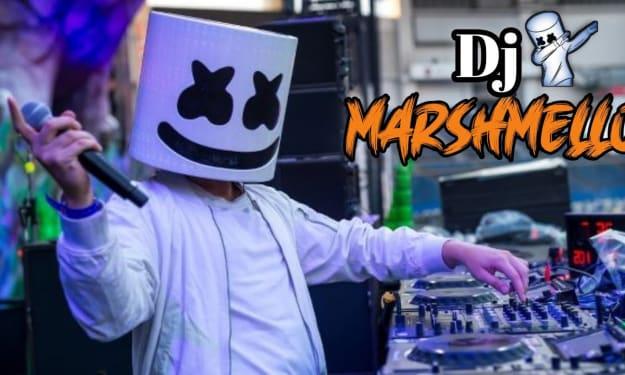Marshmello-Best Dj of 2021
