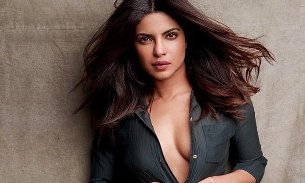 Awww Priyanka Chopra Jonas over Victoria super models?