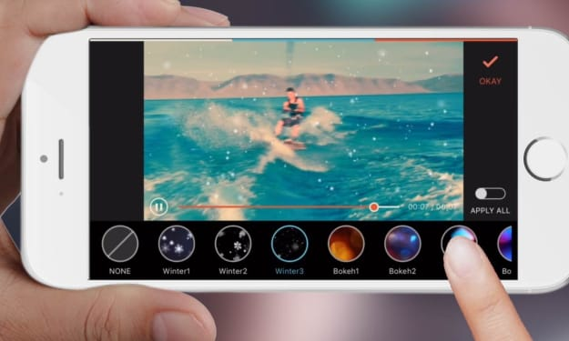 5 BEST VIDEO EDITING APPS FOR IPHONE