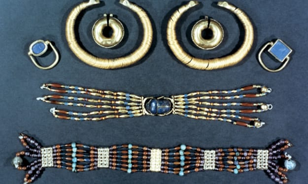 Let's Talk About the World's Oldest Known Jewelry - Beads!