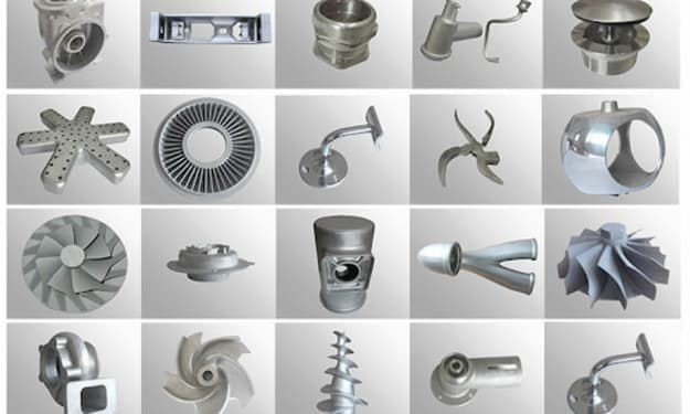 What are the benefits of Machined Investment Castings?