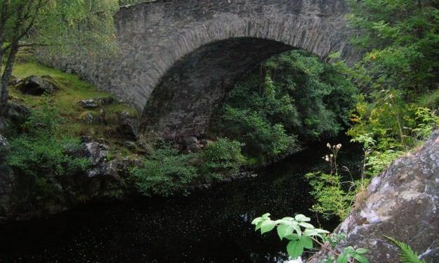 Pitchindye Bridge