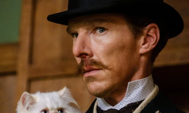 Movie Review: 'The Electrical Life of Louis Wain' Starring Benedict Cumberbatch
