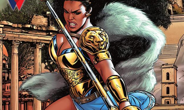 Nubia & The Amazons #1