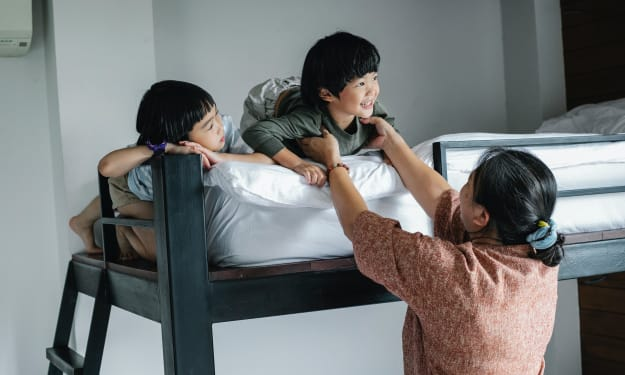 Make Your Kids Bedroom the Best Place to Relax and Play