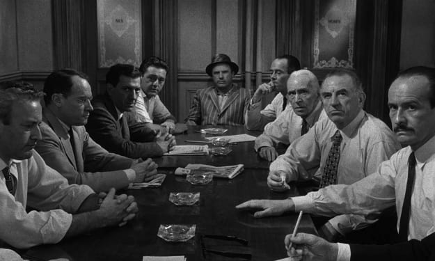 Movie Review: 12 Angry Men