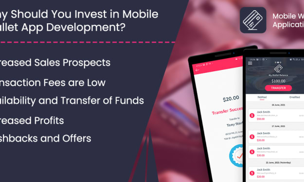 Why Should You Invest in Mobile Wallet App Development?