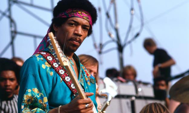 Jimi Hendrix: The God Himself