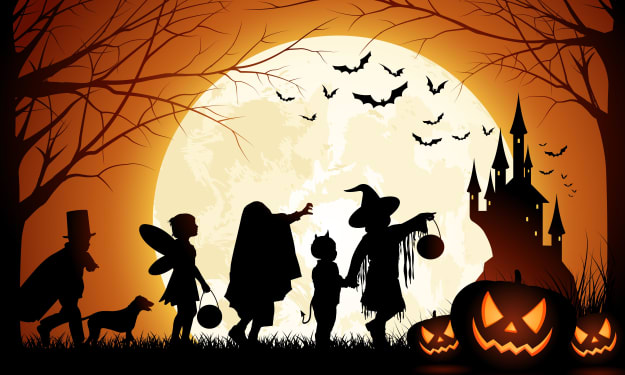 7 Free Things To Do For Halloween