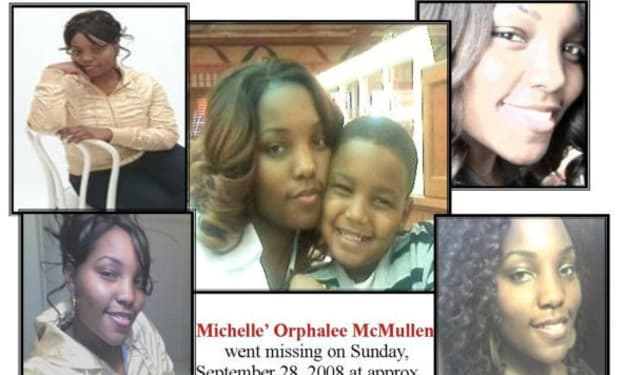 Disappeared: Michelle McMullen