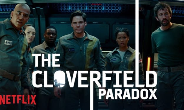 Common Man's View: 'The Cloverfield Paradox'
