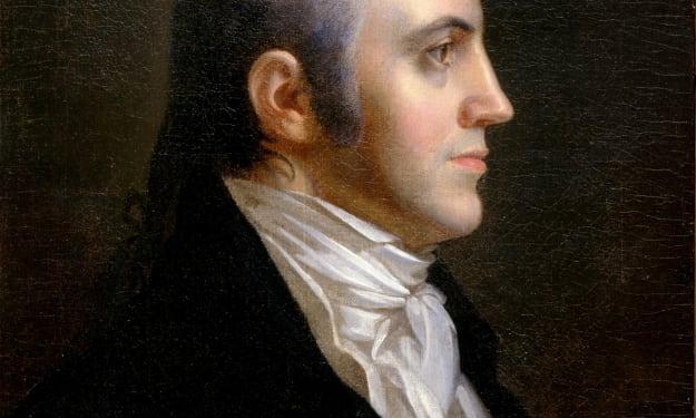 The Crimes of Aaron Burr