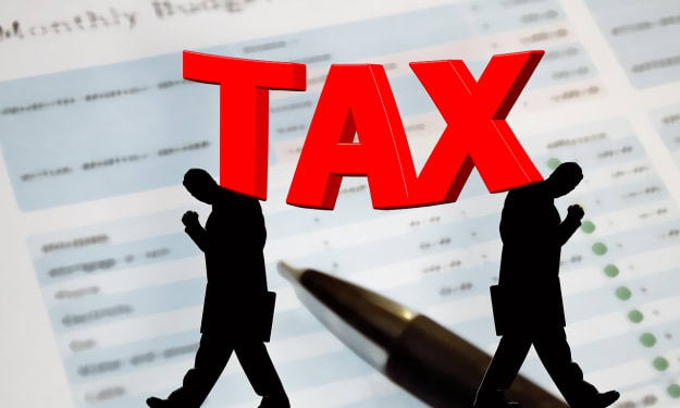 Why Are You Ranking: Best Ways to Avoid the Tax Man (or Woman) Listed from Gimme Some Money to Get Up, Stand Up