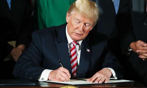 10 Things Trump Has Undone