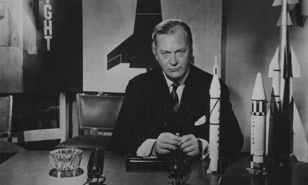 Jurgens, Von Braun, & 'I Aim At The Stars'