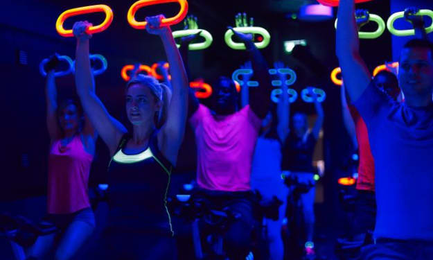 Finding Spirituality Through Working Out