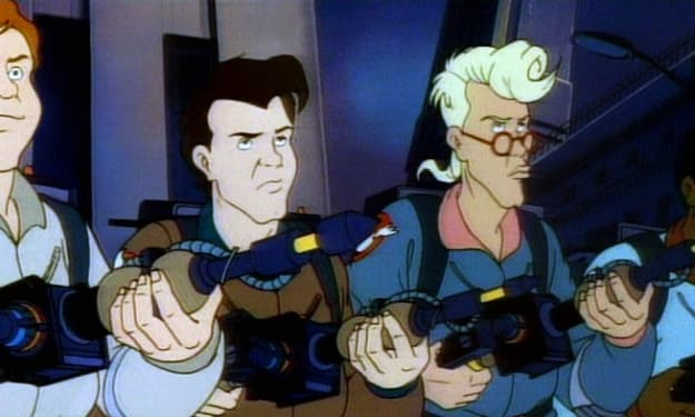 'The Real Ghostbusters' Is Finally Coming to DVD