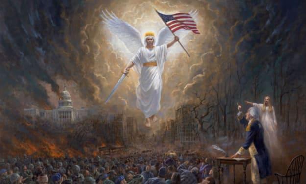 George Washington's Vision of Future U.S. Invasion???
