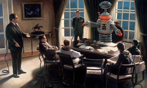 Artificial Intelligence and Politics