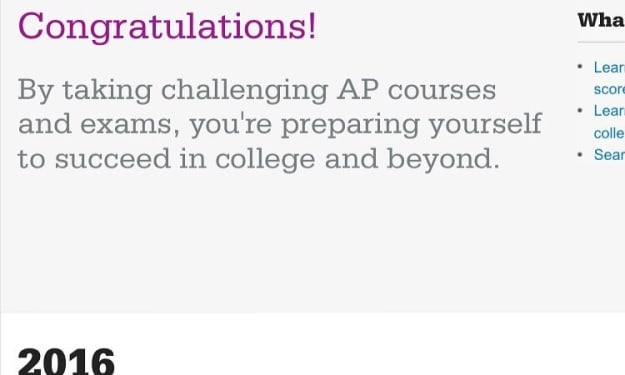 Why AP Classes Aren't Worth It