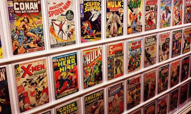 What Comic Books Mean