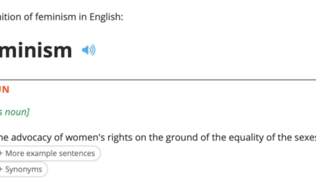 What Does Feminism Mean to Me?