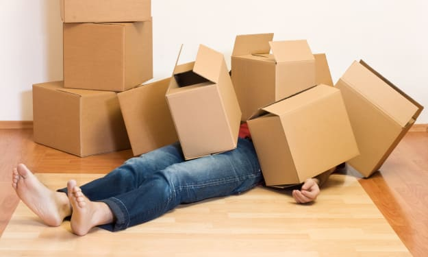 Moving Back Home After College