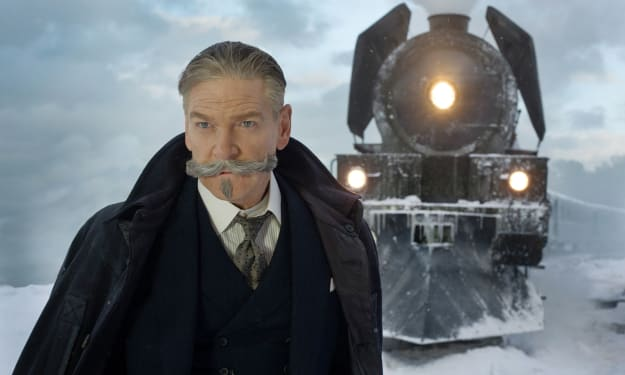 Movie Review: 'Murder on the Orient Express'