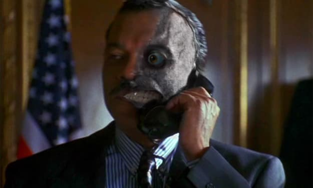 A Flip Of The Coin: Billy Dee Williams Plays Two-Face (Again) In 'The LEGO Batman Movie'!
