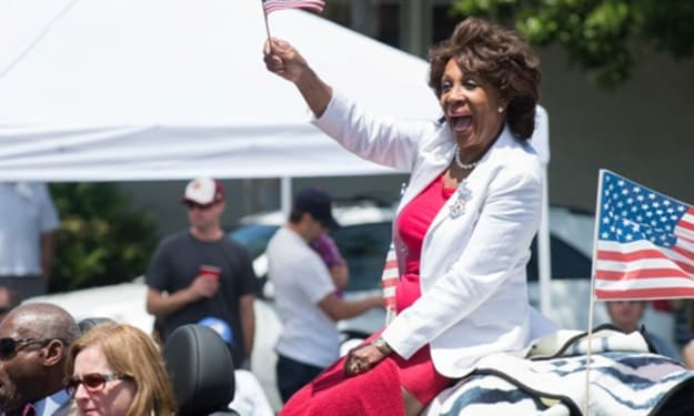 Reclaiming My Own #AuntieMaxine
