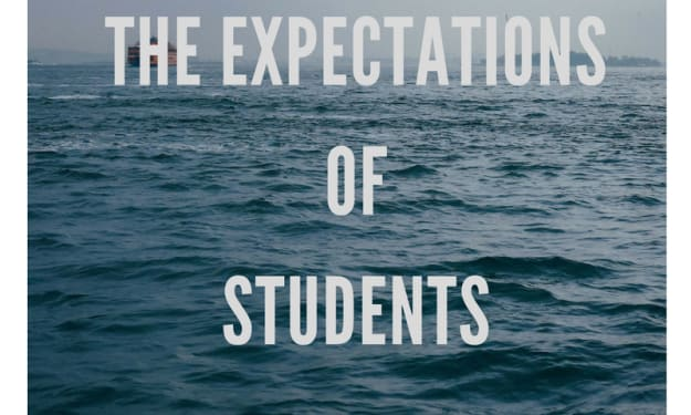 The Expectations of Students