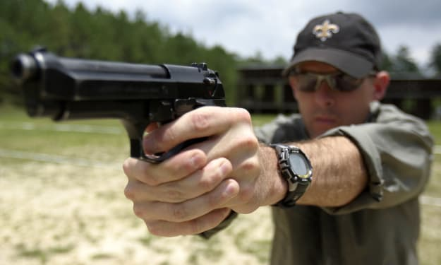 Only 11 States Have Laws that Require the Safe Storage of Firearms