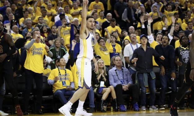 How Klay Thompson Lives Up to His Name