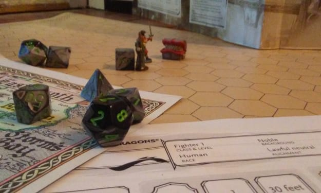 How to Get Started Playing Dungeons and Dragons