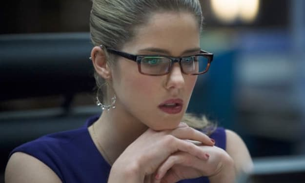 Did 'Arrow' Actress Emily Bett Rickards Just Confirm Felicity Survives The Lian Yu Explosion?