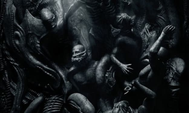 Anthony's Film Review - Alien: Covenant (2017)