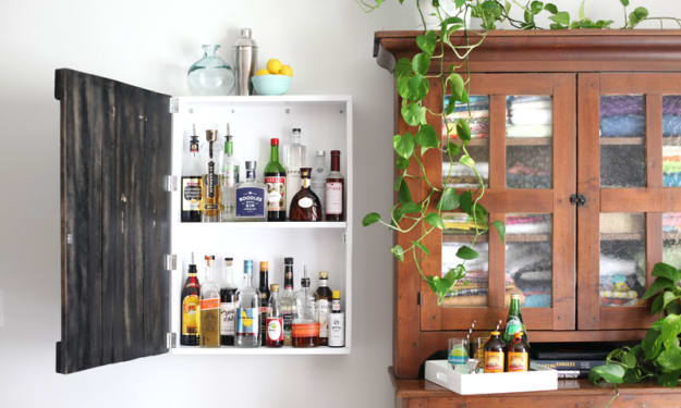 Kitchen DIY Projects That Will Help You Get Organized