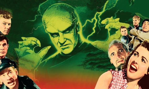 Old Sci-Fi Movies Everyone Should Watch