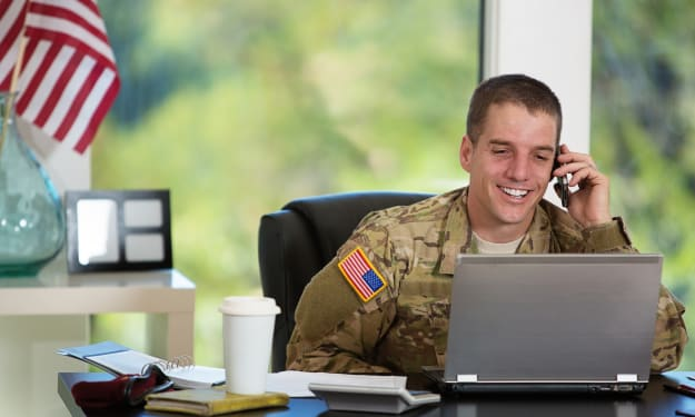 Online Jobs for Disabled Veterans in 2018