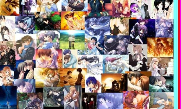 Cutest Anime Couples