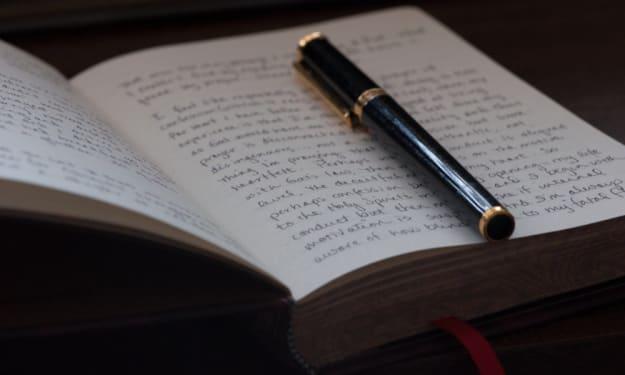 My Journaling Adventure