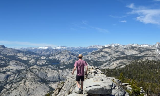 A Lesson from the John Muir Trail