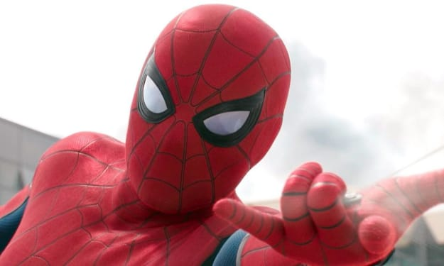 Crawling The Walls With Excitement: You Can Already Watch The Opening Of 'Spider-Man: Homecoming' Online